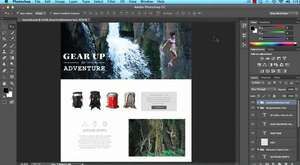 Photoshop CC Round Rectangle