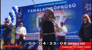 """Karpuzlu'da, """"Seyid Ali Onbaşı"""" Sahnelendi"""