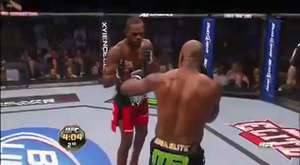 Jon Jones retains title vs. Daniel Cormier