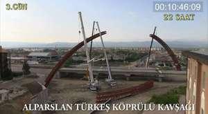 Manisa'nın İlk Modern Kavşağı: Alparslan Türkeş Köprülü Kavşağı - TAK Kurulumu Serüveni