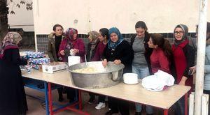 Manisa Büyükşehir Belediyesinden Akhisar Kadın eli pazarına destek
