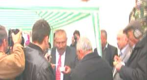 Kılıçdaroğlu Ayaş'ı ziyaret etti.