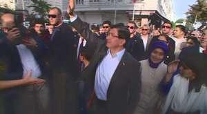 Azerbaycan Ziyareti Öncesi Basın Toplantısı