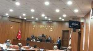 Kartal Belediye Meclis Toplantısı