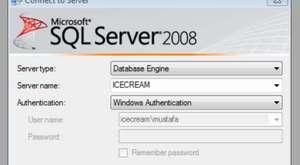 SQL Server 2008 kurulumu