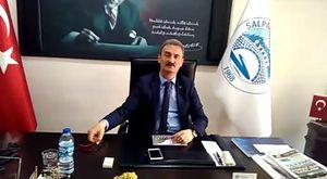Şalpazarıses:Başbakan Davutoğlu Trabzon da Kimi Alnından Öptü