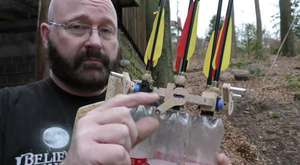 Arrow Hailstorms: Full Auto Coke Bottle Gatling