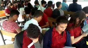 Akhisar Belediyespor İdmanı 13 Ağustos 2013