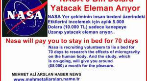 Nasa News Tv - World - Dünya / 2099 @ MEHMET ALİ ARSLAN Haber News