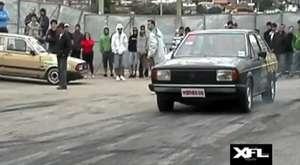 Campeonato Catarinense de Arrancada - 4ª Etapa Bloco 01