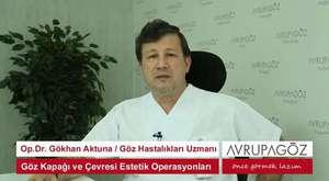 Op. Dr. Suphi Alolo Makula Dejenerasyonu