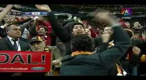 Galatasaray 4 - 2 K. Karabükspor (özet)