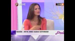 Nadide Sultan ile Röportaj - Bir Pazar Hatirasi (TRT FM)