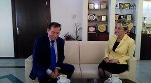 Önder Vural İzmir İl Sağlık Müdürü Bediha Salnur Röportajı-2