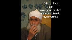 Müslümanlara Tavsiyeleri - Şeyh İsmail Çetin (Rahmetullahi Aleyh) -www.ismailcetinhoca.com- Kerim Melleş