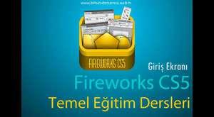 Fireworks CS5 - Bitmap Brush Kullanımı #ders9