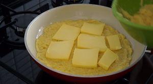 Patatesli Gül Böreği Yapımı