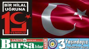 BURSA  689. FETİH COŞKUSU PINARBAŞI PARKINDA BAŞLADI 06 NİSAN 2015