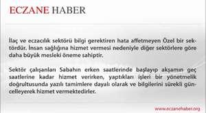 Eczane Haber Tv