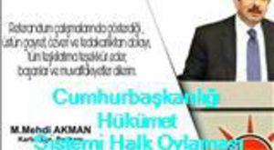 CHP li Tokatçı Başkan