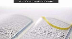 CÜZ 14 - Şeytan'dan Allah'a Sığının - Nouman Ali Khan