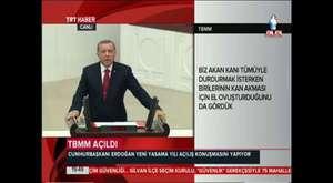 Timsah Arena Açılış Maçı Recep Tayyip Erdoğan