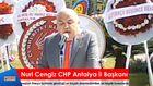 Nuri Cengiz CHP Antalya İl Başkanı 30 Ağustos Zafer Bayramı Etkinliğinde Konuştu