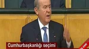 Liderimiz Devlet Bahçeli'nin İznik Belediyesi Temel Atma Törenindeki Konuşması