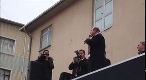 Ak Parti Süleyman Soylu Of Miting 2015
