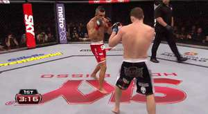 Holohan vs  Smolka UFC Full Fight Night