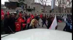 MECLİS GENEL KURUL`DA AKP`LİLER TARAFINDAN FATMA KAPLAN HÜRRİYET`E DARP!