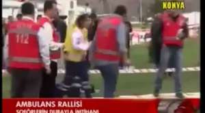 AMBULANS RALLİSİ