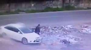 Sur'da 3 Terörist Böyle Teslim Oldu