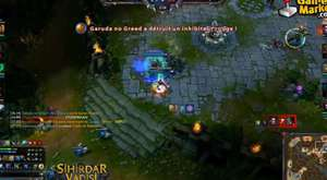 League of Legends Harlem Shake [Oyun İçi Version]
