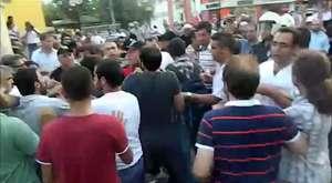 Tarsus'ta Polis 'Savaşa Hayır' Eylemine Saldırdı