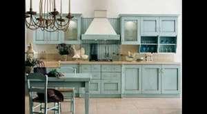 Yeşil Mutfak Modelleri 2015