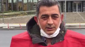 Atina'da Türkiye Konsolosluğu Önünde Adalet Eylemi