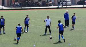 izmir spor final macı 4-4