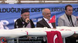 İstanbul Dereliler Derneği Bahar Şenliği Bayramlaşma Geleneği