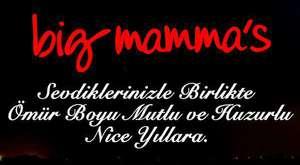 Big Mamma's Doğum Günü Kutlama