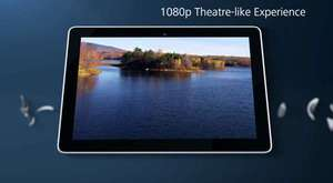 Huawei Device: MediaQ M310 Product Video