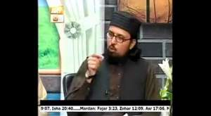 Mairaj-un-Nabi Conference 2014 Full Speach By Mufti Muhammad Hanif Qureshi