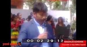 AK Parti Milletvekili A. Adayı Doç.Dr. Mustafa Oğurlu'ya Kaynana Duası