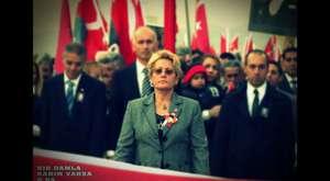 Zöhre Ana ve Birsen Temir Anadolu Kadınlar Hareketi Başkanı