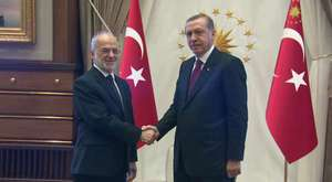 Cumhurbaşkanı Erdoğan Bakü'de3 | 12.06.15