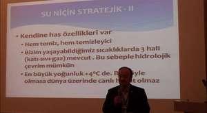 ÇEKÜD Siyanürle Altın Çıkarma Konferansı - 1