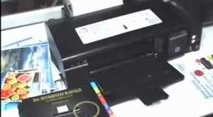 Bitmeyen Kartuşlu Epson R1500 XXL