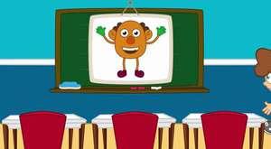 E Harfi - Sevimli Dostlar ABC Alfabe Eğitici Çocuk Şarkıları