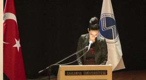 Prof. Dr. Yasin Aktay SAÜ'de