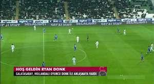 UEFA'ya Galatasaray Damgası